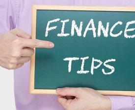 top finance tips