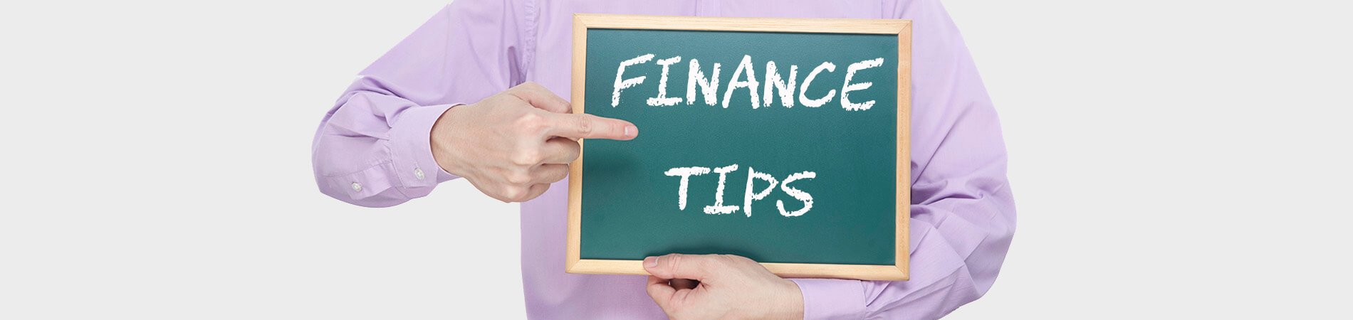 Top 6 Personal Finance Tips
